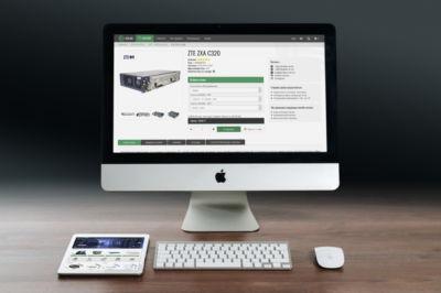 Интернет-магазин сетевого оборудования ECOLAN